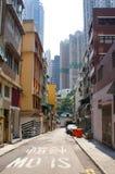 Hollywood Road, Hong Kong Stock Photo