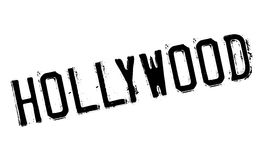 Hollywood rubber stamp Stock Photos