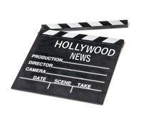 Hollywood showbusinessnyheterna arkivbilder