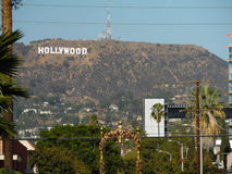 Hollywood Royalty Free Stock Photography