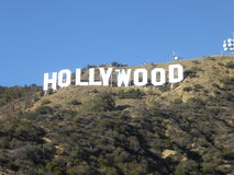 The Hollywood Sign in Hollywood, California, USA. Hollywood Sign in Hollywood, California, USA. Photo by Barry King stock images