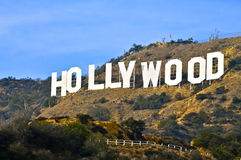 Hollywood Sign Royalty Free Stock Images