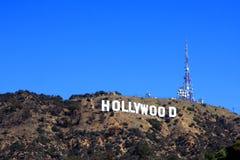 Hollywood Sign Stock Photos