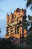 Hollywood står hög royaltyfri fotografi