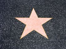 Hollywood Star Stock Photography