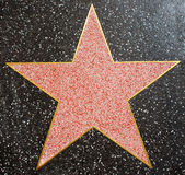 Hollywood-Star Lizenzfreie Stockbilder