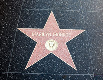 Hollywood-Star Marilyn-Monroe Stockfotos