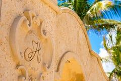 Hollywood strand Florida royaltyfri bild