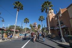 Hollywood studior - Walt Disney World - Orlando/FL royaltyfria foton