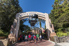 Hollywood studior - Walt Disney World - Orlando/FL royaltyfria bilder