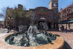 Hollywood studior - Walt Disney World - Orlando/FL Fotografering för Bildbyråer