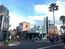 Hollywood Studios Royalty Free Stock Photography