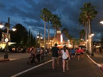 Hollywood Studios Royalty Free Stock Images