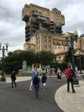 Hollywood torn arkivbilder