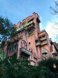Hollywood tornhotell på studior för Disney ` s Hollywood arkivfoton