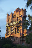 Hollywood Tower Royalty Free Stock Photography