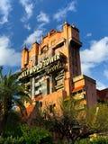 Hollywood Tower Hotel at Disney`s Hollywood Studios Royalty Free Stock Photos