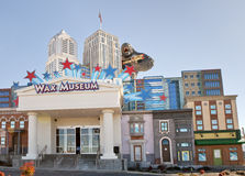 Hollywood vaxmuseum i Pigeon Forge, Tennessee royaltyfri bild
