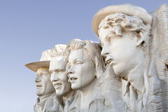 Hollywood Wax Museum in Pigeon Forge, Tennessee Stock Photography