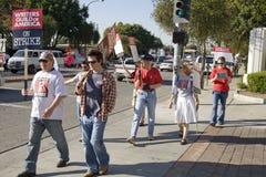 Hollywood Writer's Strike Royalty Free Stock Image