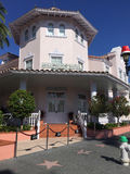 Hollywoodhotel, Universele Studio's, Orlando, FL stock afbeelding