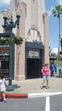 Hollywoodstudio's Royalty-vrije Stock Afbeelding