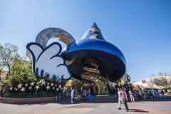 Hollywoodstudio's - Walt Disney World - Orlando/FL stock afbeelding