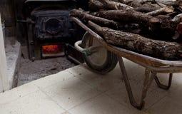 Holm oak oven Stock Photo