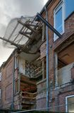 Holme Ringvej 148 (under renovering) - DSC_2070_1_2_Balancer Royalty Free Stock Photography