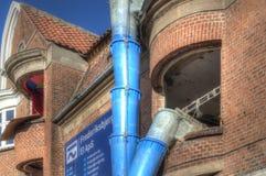 Holme Ringvej 148 (under renovering) - DSC_2061_2_3_Enhancer Royalty Free Stock Photo