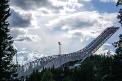 Holmenkollen, Oslo images libres de droits