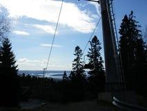 Holmenkollenmening Stock Fotografie