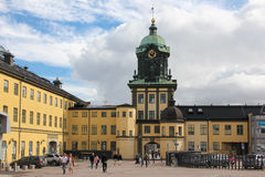 Holmentornet. Norrkoping. Sweden Royalty Free Stock Photos