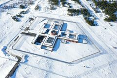 Holmsheidi prison in Iceland is new and upbringing and educating.
