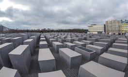 Holocaust-Denkmal Lizenzfreie Stockbilder