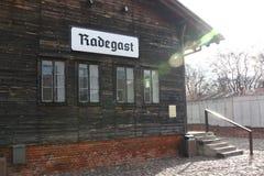Holocaust-Denkmal Lizenzfreie Stockfotografie