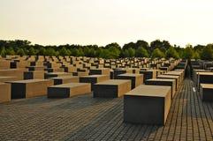 Holocaust Denkmal, Berlijn royalty-vrije stock foto's