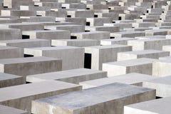 Holocaust-Denkmal Berlin stockfotografie