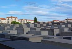 HOLOCAUST-DENKMAL in Berlin, Deutschland Lizenzfreie Stockfotografie