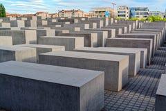 HOLOCAUST-DENKMAL in Berlin, Deutschland Stockfoto