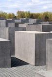 Holocaust-Denkmal-Blöcke in Berlin, Deutschland Stockfoto
