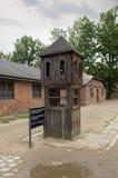 Holocaust Erinnerungs-Auschwitz - Birkenau - Polen Lizenzfreie Stockfotografie