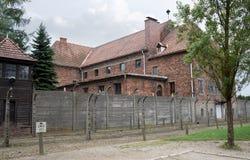 Holocaust Erinnerungs-Auschwitz - Birkenau - Polen Lizenzfreie Stockbilder