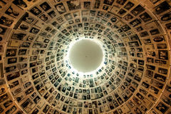 Holocaust-Geschichte Stockbild