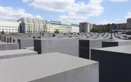Holocaust Herdenkingsmuseum - 9 Juni, 2015 - Berlijn, Duitsland Royalty-vrije Stock Afbeelding