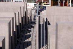 Holocaust memorial Royalty Free Stock Photos