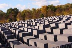 Holocaust memorial Stock Photos