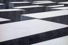 Holocaust Memorial Abstract Royalty Free Stock Photos