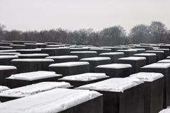 Holocaust Memorial, Berlin Royalty Free Stock Photography