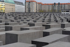 Holocaust Memorial, Berlin Stock Photos